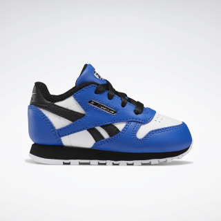 Classic Leather Shoes Humble Blue / Black / Silver Met. EH1977