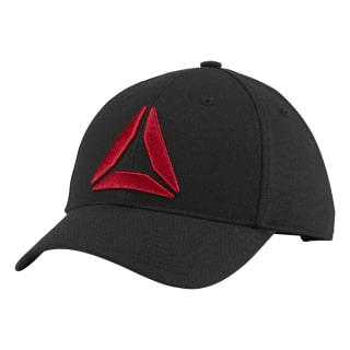 Gorra Active Enhanced Baseball black/EXCELLENT RED DN5717