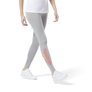 Classic Vector Leggings Medium Grey Heather DX0170