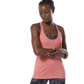 Racer Tanktop Bright Rose DU4638