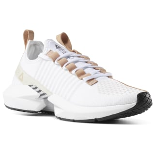 Sole Fury Lux White/British Tan/Black DV6924