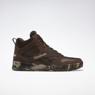 Кроссовки Reebok Royal BB4500 Hi 2.0 BROWN/DARK/BEACH/CAMO DV8834