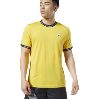 Classic Advance Tee Toxic Yellow EC4585