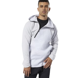 Худи Training Supply light grey heather DY7752
