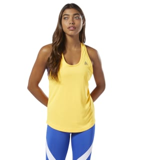 Performance Mesh Tank Solar Gold DU4746