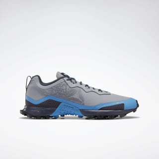 All Terrain Craze Shoes Cold Grey 4 / Heritage Navy / Cyan DV9368