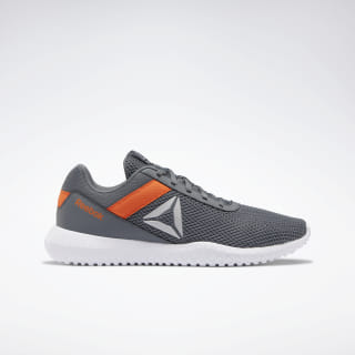 Reebok Flexagon Energy Shoes Alloy / Fiery Orange / Silver Met. DV6049