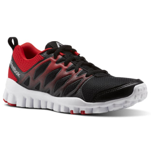 Tenis RealFlex Train 4.0 BLACK/PRIMAL RED/WHITE CN0087