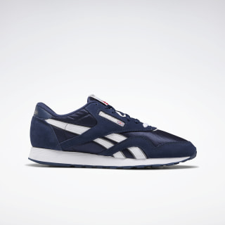 Classic Nylon Team Navy / Platinum 39749