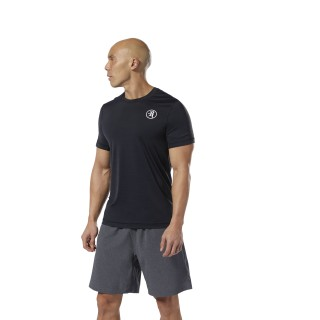 Rich Froning Jr. T-shirt ACTIVCHILL Move Black DN6229