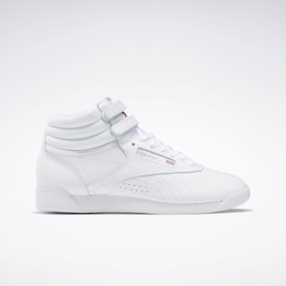 Freestyle Hi White / Silver 70
