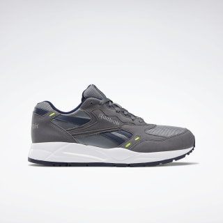 Bolton Essential Shoes True Grey / Navy / Neon Lime DV5632