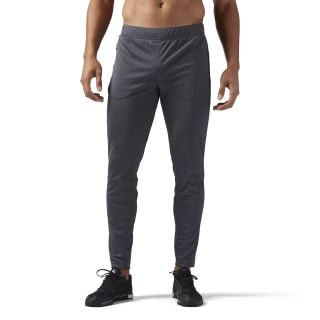 Speedwick Knit Track Pants Dark Grey Heather CF2908