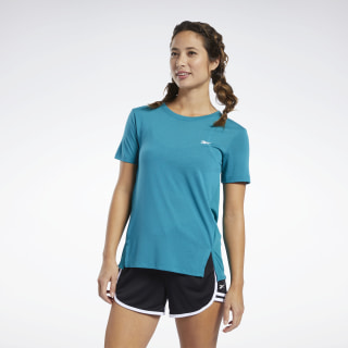 T-shirt Workout Ready Supremium Seaport Teal FJ2759