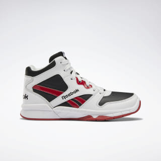 Reebok BB4500 Hi 2.0 WHITE / BLACK / EXCELLENT RED DV9327