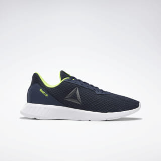 Reebok Lite Shoes Heritage Navy / Collegiate Navy / Solar Yellow DV5175
