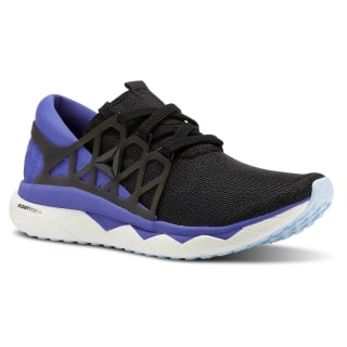 Reebok Floatride Run Flexweave Black / Ultima Purple / White / Dreamy Blue CN5240