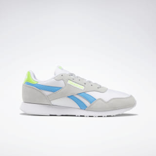 Reebok Royal Ultra Skull Grey / White / Cyan / Green DV8824
