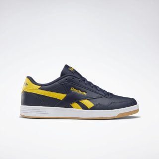 Reebok Royal Techque T Navy / Yellow / White / Gum DV6649