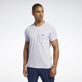 United by Fitness Pocket Tee Sterling Grey FK4342
