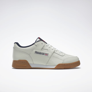 Кроссовки Reebok Workout Plus CHALK/COLLEGIATE NAVY/RED DV8656