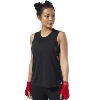 Combat Supremium Tank Top Black EC2104