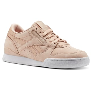 Phase I Pro Nude Nubuck Rose Cloud/White CN1503