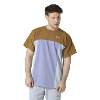 Reebok Classics x Walk of Shame Crewneck T-Shirt Multicolor D98834