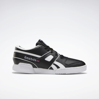 Pro Workout Lo Shoes Black / White / Black EG6468