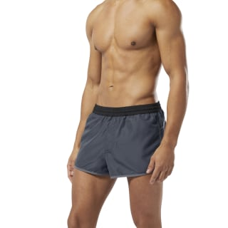 Retro Short Shorts Cold Grey DP6499