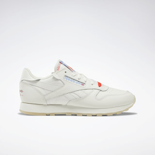 Кроссовки Reebok Classic Leather white/chalk/NONE DV7356