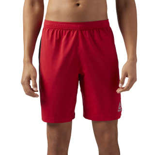 Shorts Us Perf Wvn S EXCELLENT RED BR7875