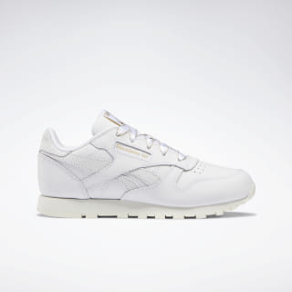 Classic Leather White / Chalk / Gold DV9623