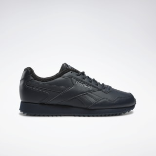 Кроссовки Reebok Royal Glide Ripple Collegiate Navy / Black / True Grey 5 FV4252
