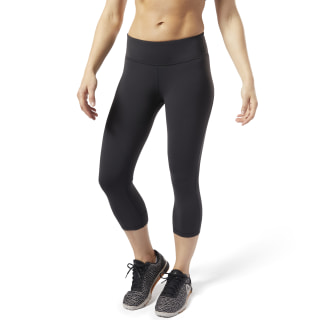 Reebok Lux 3/4 Tights 2.0 Black DY8149
