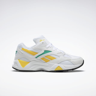 Aztrek 96 Shoes White / Emerald / Toxic Yellow DV8527