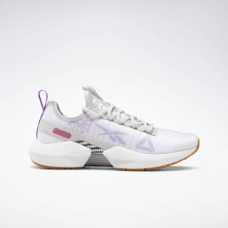 Sole Fury R58 Shoes White / Skull Grey / Guava Punch EF3464
