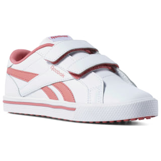 Reebok Royal Complete White / Bright Rose DV3969