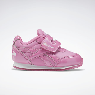 Reebok Royal Classic Jogger 2 Shoes - Toddler Posh Pink / White / None EF3746