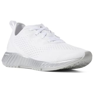 Flashfilm Men's Running Shoes White / Chrome / Silver DV6969