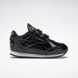 Reebok Royal Classic Jogger 2.0 Shoes Black / Gold DV9038