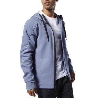 Худи Training Supply washed indigo DY7749