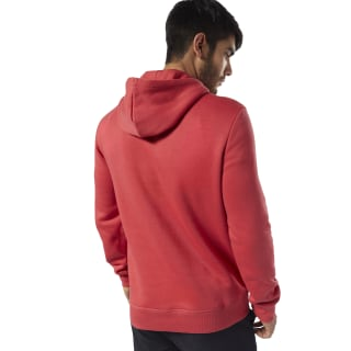 Graphic Series Training Hoodie Rebel Red EC2042