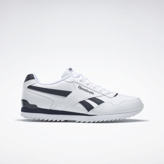 Reebok Royal Glide Ripple Clip White / Collegiate Navy BD5321