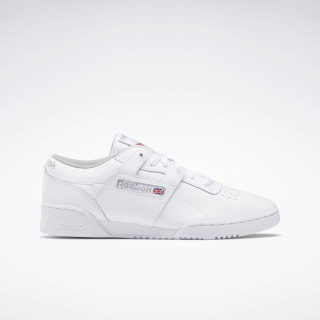 Workout Low Men's Shoes White / Grey CN0636