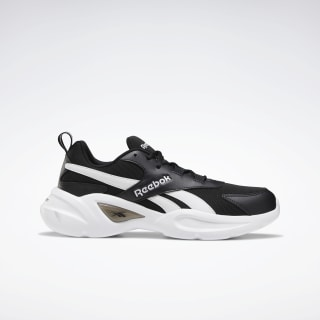 Reebok Royal EC Ride 4.0 Shoes Black / White / Black EF7765