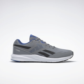 Reebok Runner 4.0 Shoes Cold Grey 4 / Blue Blast / Black EF7305