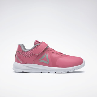 Reebok Rush Runner Shoes Astro Pink / Cool Shadow / Silver Metallic DV8733