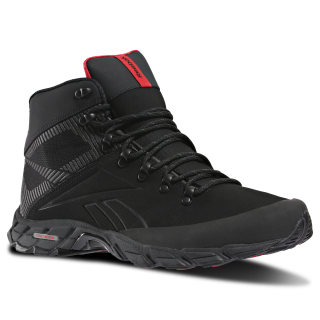 Кроссовки Trailchaser Mid BLACK/PRIMAL RED/GRAVEL CN1846