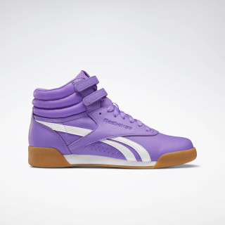 Freestyle Hi Grape Punch / White / Silver Met. DV8161